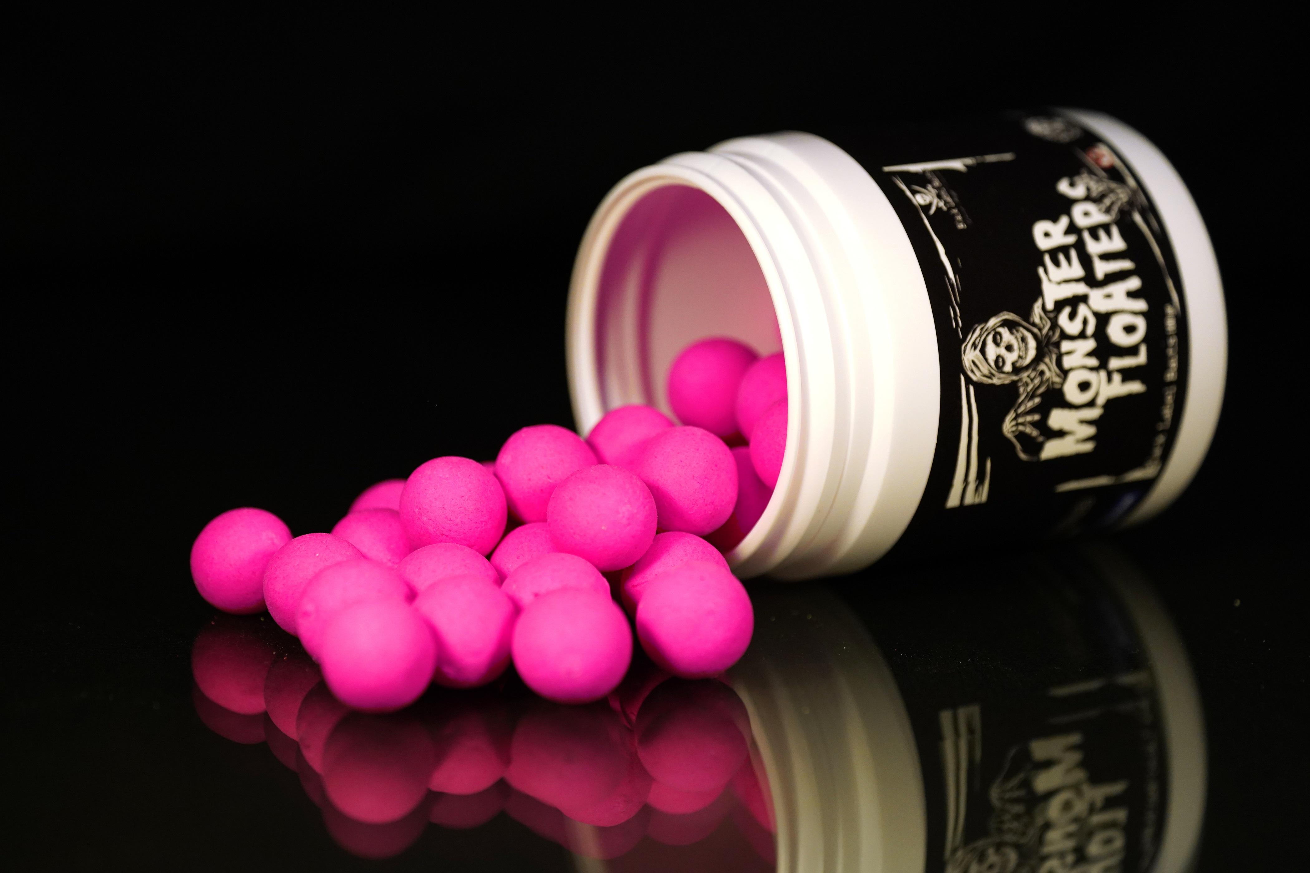 UV-Monster Floater - pink - 16mm