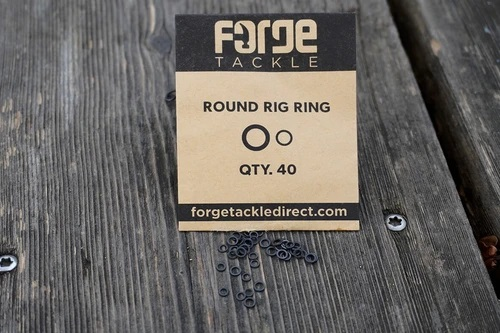 Forge Round Rig Ring