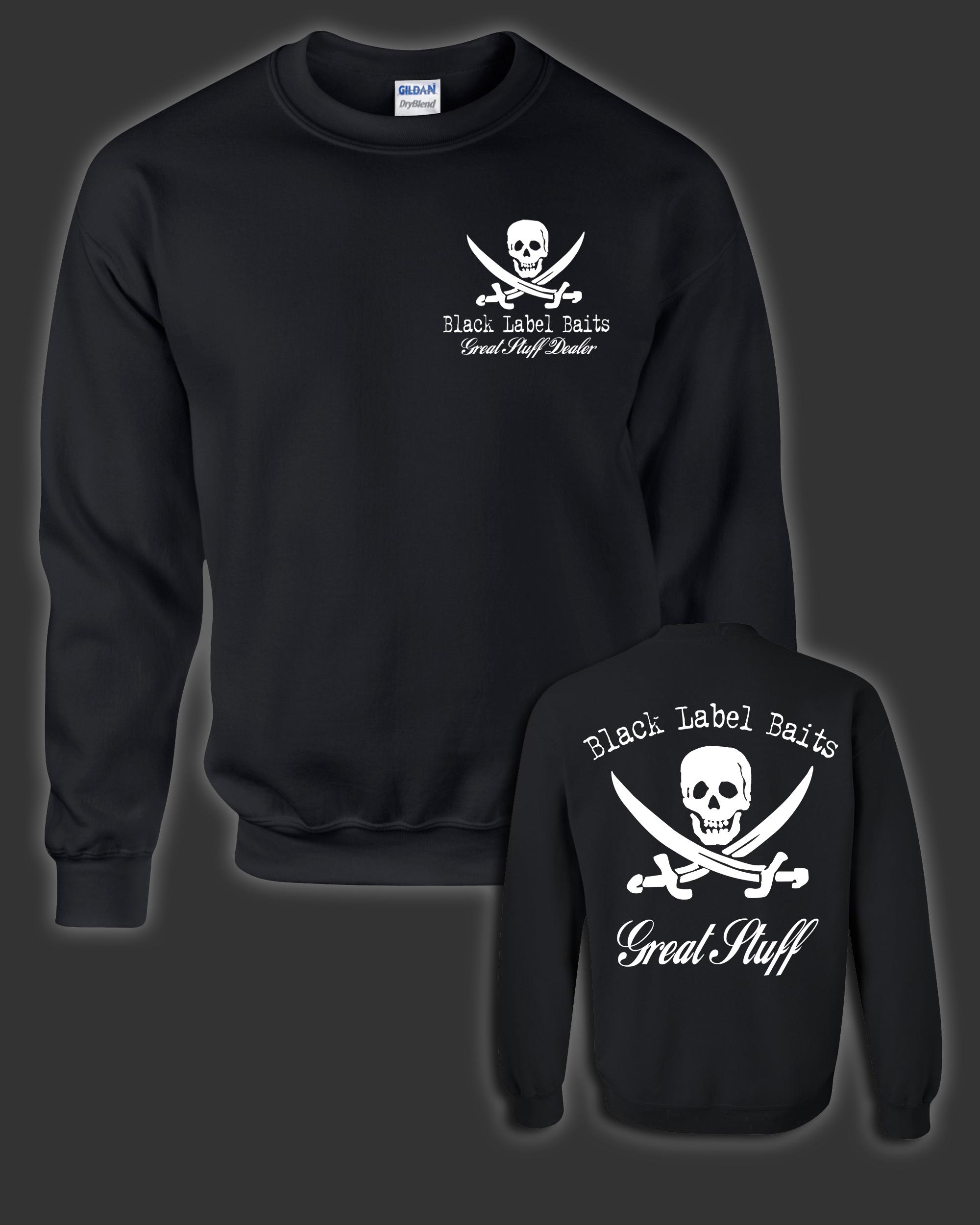 BLB Logo Sweater - schwarz