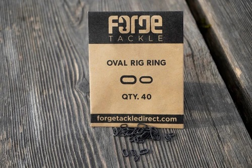Forge Oval Rig Ring